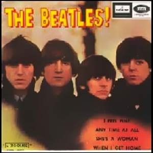 Beatles, The - Odeon (EMI) J 016-004.662