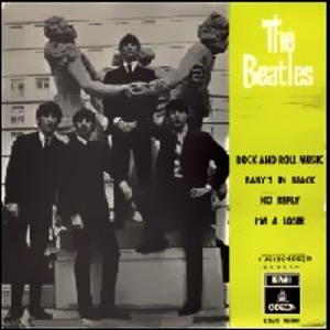 Beatles, The - Odeon (EMI) J 016-004.665
