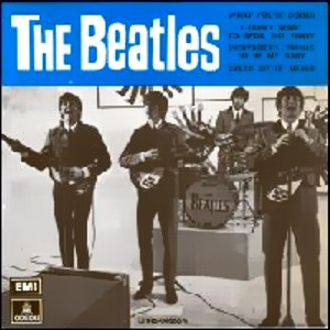 Beatles, The - Odeon (EMI) J 016-004.666