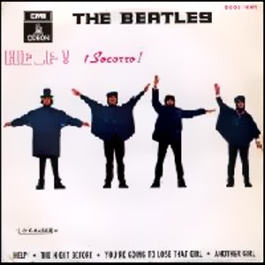 Beatles, The - Odeon (EMI) J 016-004.668