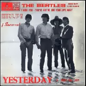 Beatles, The - Odeon (EMI) J 016-004.669