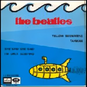 Beatles, The - Odeon (EMI) J 016-004.674