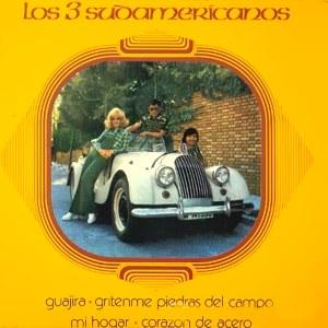 Tres Sudamericanos, Los - Belter52.442