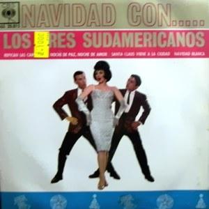 Tres Sudamericanos, Los - CBSAGS 20.015