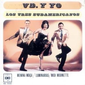 Tres Sudamericanos, Los - CBSAGS 20.065