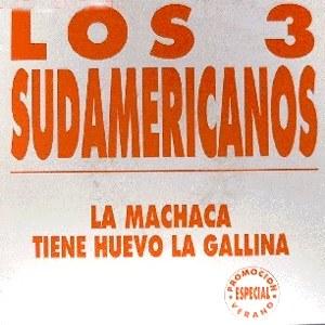 Tres Sudamericanos, Los - BCN RecordsS/R