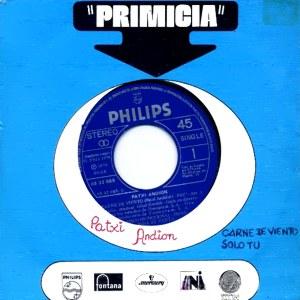 Andión, Patxi - Philips68 32 089