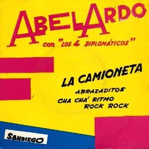 Abelardo Con Los 4 Diplomáticos - San DiegoSAN-105