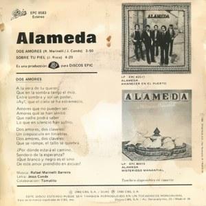 Alameda - Epic (CBS)EPC 8583