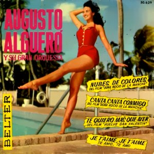 Algueró, Augusto