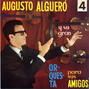 Algueró, Augusto - Algueró DiscosS/R