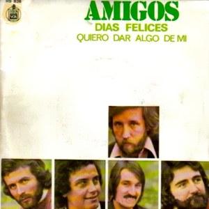 Amigos - HispavoxHS 936