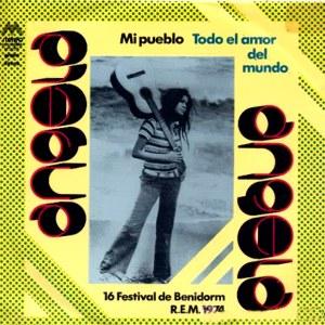 Carrasco, Ángela - Mayo FonográficaM-2079