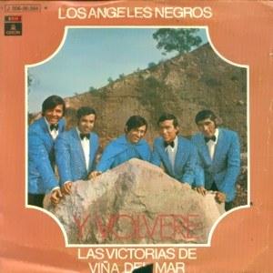 �ngeles Negros, Los - Odeon (EMI)J 006-80.584