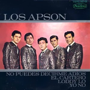 Apson, Los - HispavoxHPE 317-01