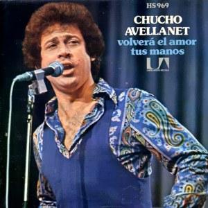 Avellanet, Chucho - HispavoxHS 969