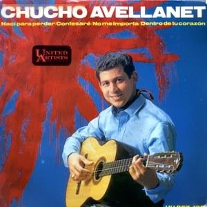Avellanet, Chucho - HispavoxHU 067-135