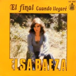 Baeza, Elsa - HispavoxHS 980