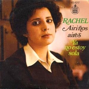 Rachel - Hispavox45-1217