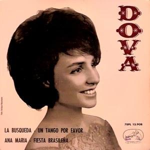 Dova - La Voz De Su Amo (EMI)7EPL 13.908