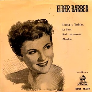 Barber, Elder - Odeon (EMI) DSOE 16.228