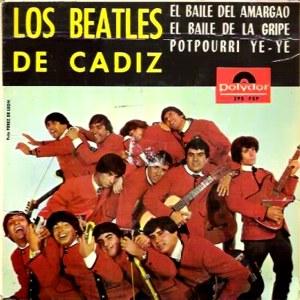 Beatles De Cádiz, Los - Polydor295 FEP