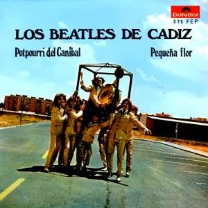 Beatles De Cádiz, Los - Polydor375 FEP