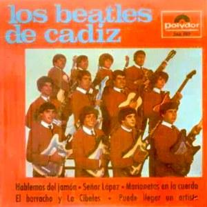 Beatles De Cádiz, Los - Polydor368 FEP