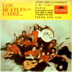 Beatles De Cádiz, Los - Polydor323 FEP