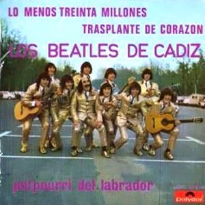 Beatles De Cádiz, Los - Polydor315 FEP