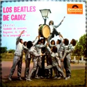 Beatles De Cádiz, Los - Polydor369 FEP