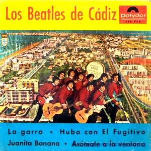 Beatles De Cádiz, Los - Polydor345 FEP