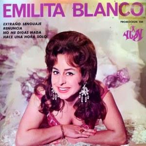 Blanco, Emilita - Yupy104