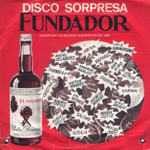 Varios - Pop Español 70' - Fundador10.206