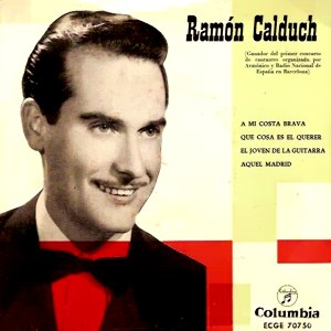 Calduch, Ramón - ColumbiaECGE 70750