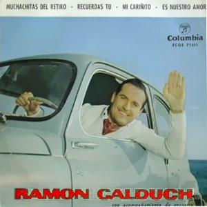 Calduch, Ramón - ColumbiaECGE 71311