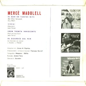 Mercè Madolell - Concentric6.040-UC
