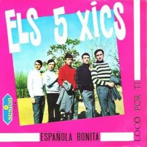 Cinc Xics, Els - SesiónS-1024