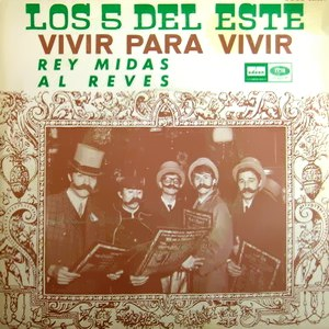 Cinco Del Este, Los - Odeon (EMI)DSOL 66.084