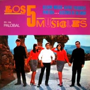 Cinco Musicales, Los - PalobalPH-150