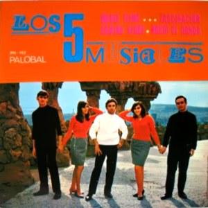 Cinco Musicales, Los - PalobalPH-152