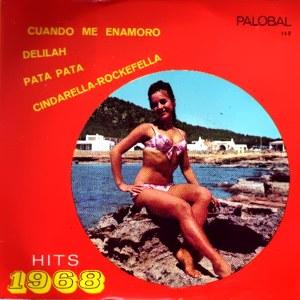 Varios - Pop Español 60' - PalobalPH-149