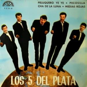 Cinco Del Plata, Los