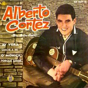 Cortez, Alberto - HispavoxHX 007-18