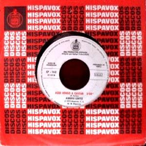 Cortez, Alberto - HispavoxCP-168