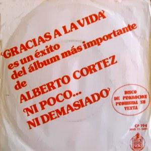 Cortez, Alberto - HispavoxCP-194