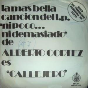 Cortez, Alberto - HispavoxCP-211