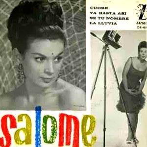 Salomé - ZafiroZ-E 487
