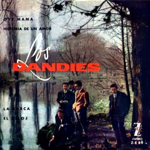 Dandies, Los - ZafiroZ-E  89