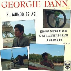 Dann, Georgie - La Voz De Su Amo (EMI)EPL 14.359